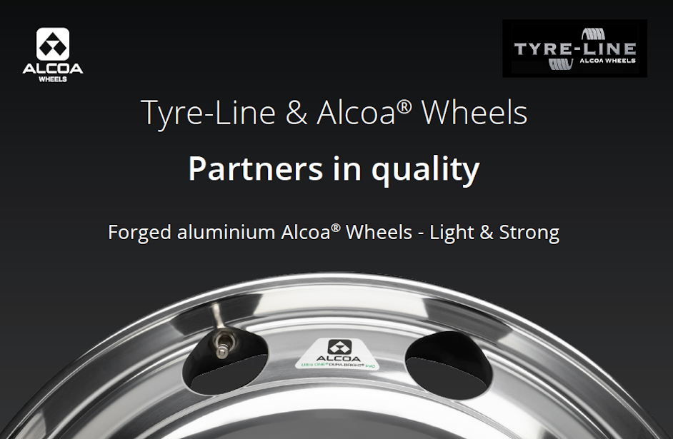 Tyre-Line & Alcoa® Wheels Co-Brochure - Dura-Bright®