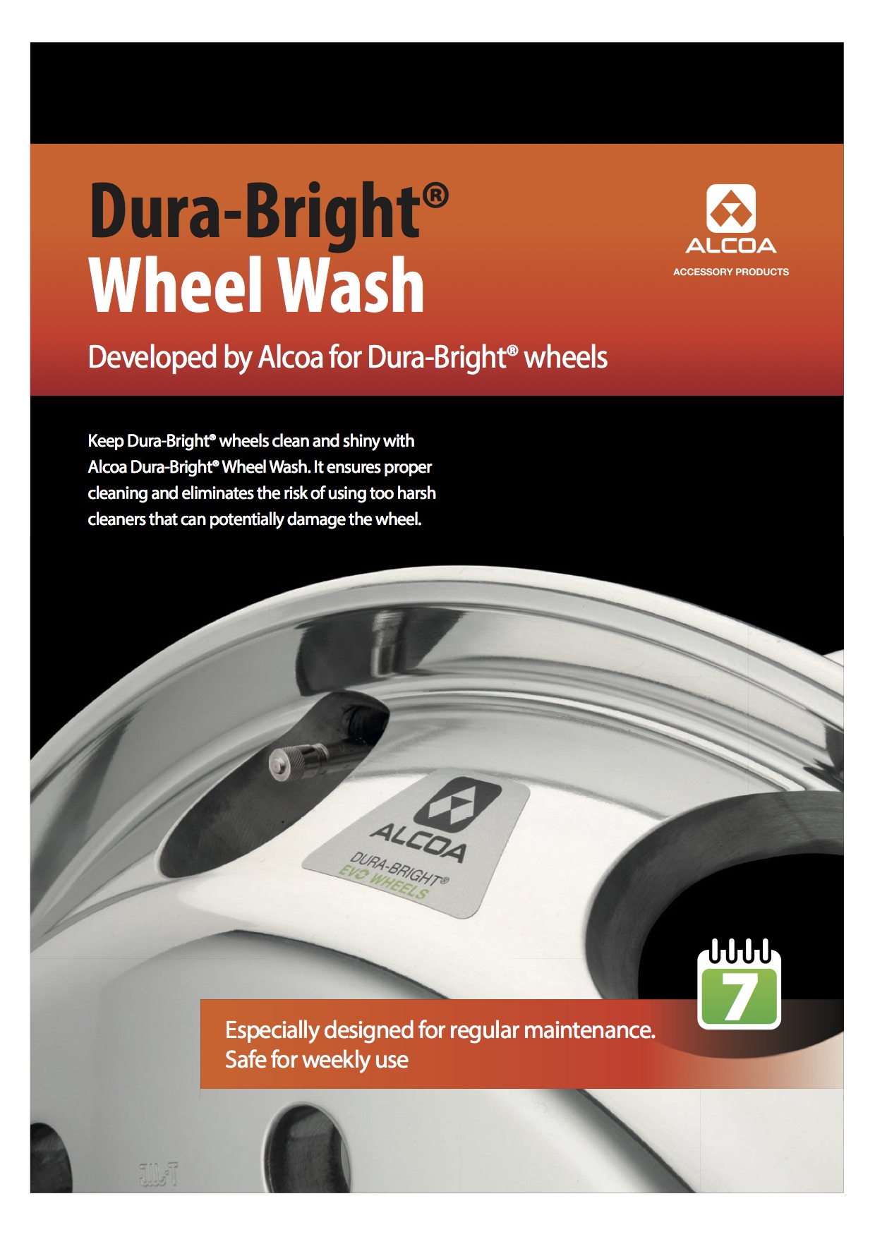 Alcoa® Wheels Dura-Bright Wheel Wash