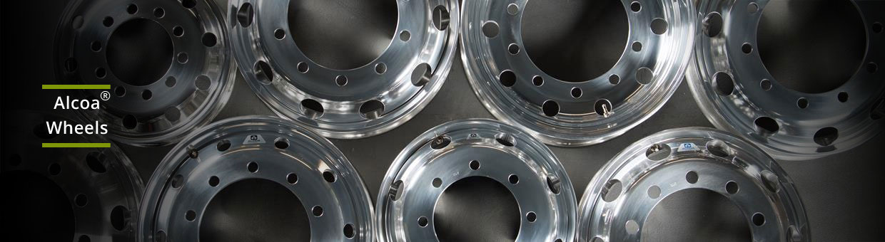 Alcoa; One of the UK's leading distributors of Alcoa Aluminium Wheels
